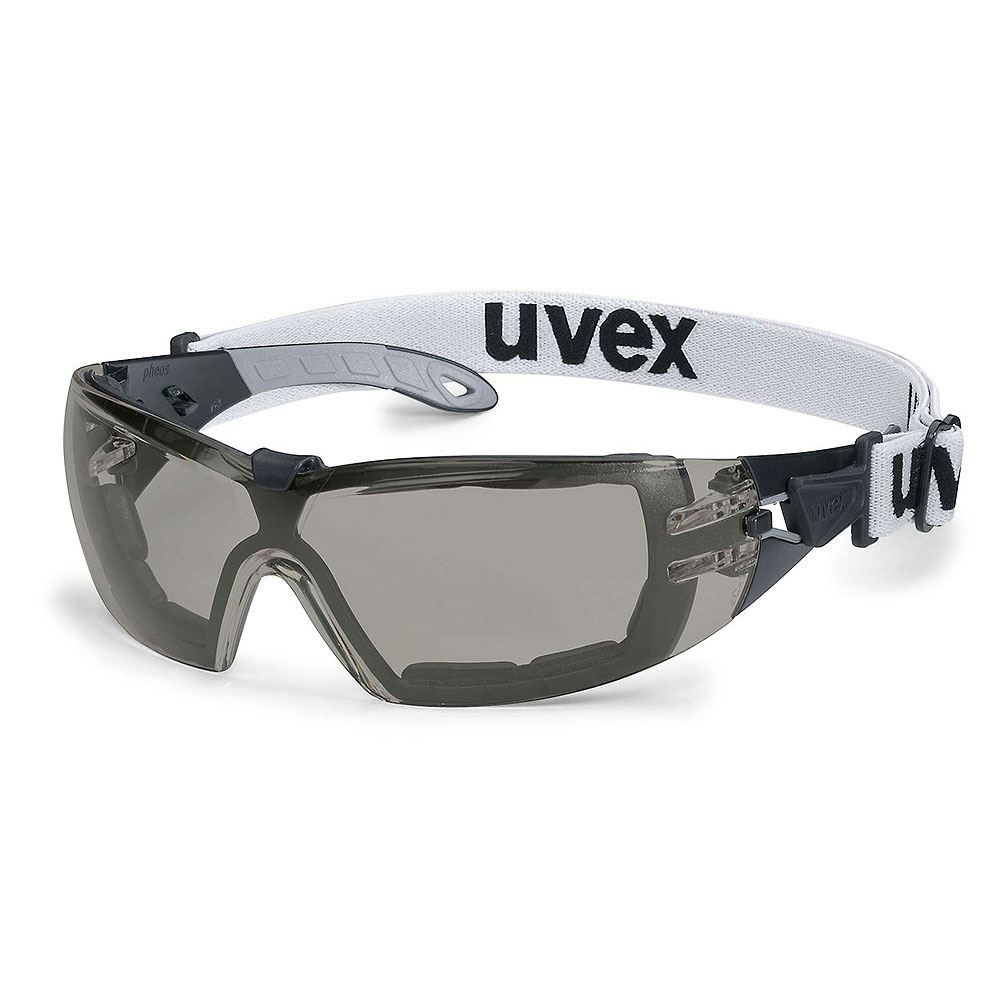 Uvex Pheos Guard Safety Glasses