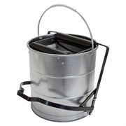 Kentucky Galvanised Mop Bucket - Step On