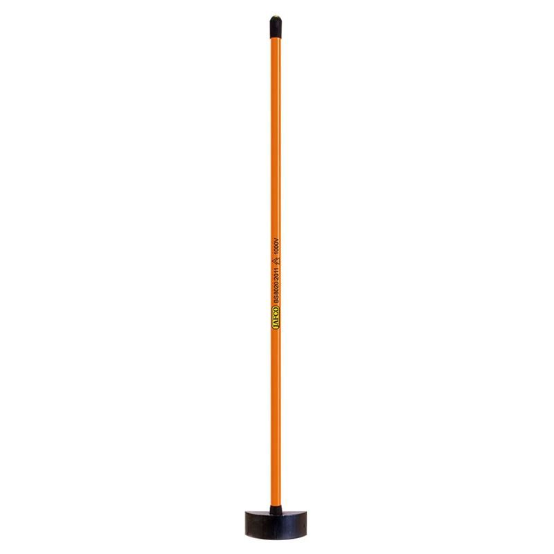 Jafco BS8020 Insulated D Pactor Punner - 72 inch Shaft
