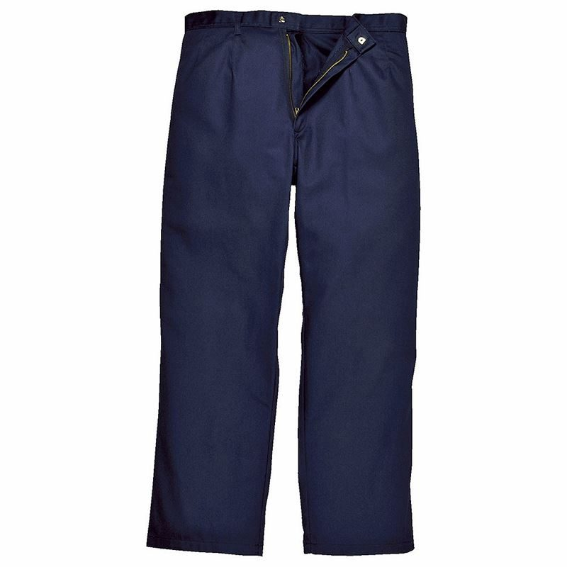 Flame Retardant Trousers - 330gsm - Navy