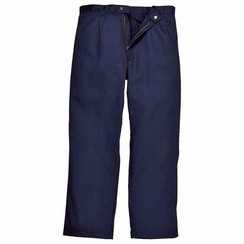 Flame Retardant Trousers - 330gsm - Navy