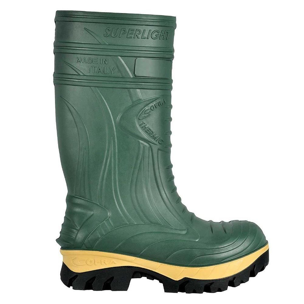 Cofra Thermic Green Safety Boots