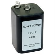 Heavy Duty 996 Zinc 6 Volt Battery