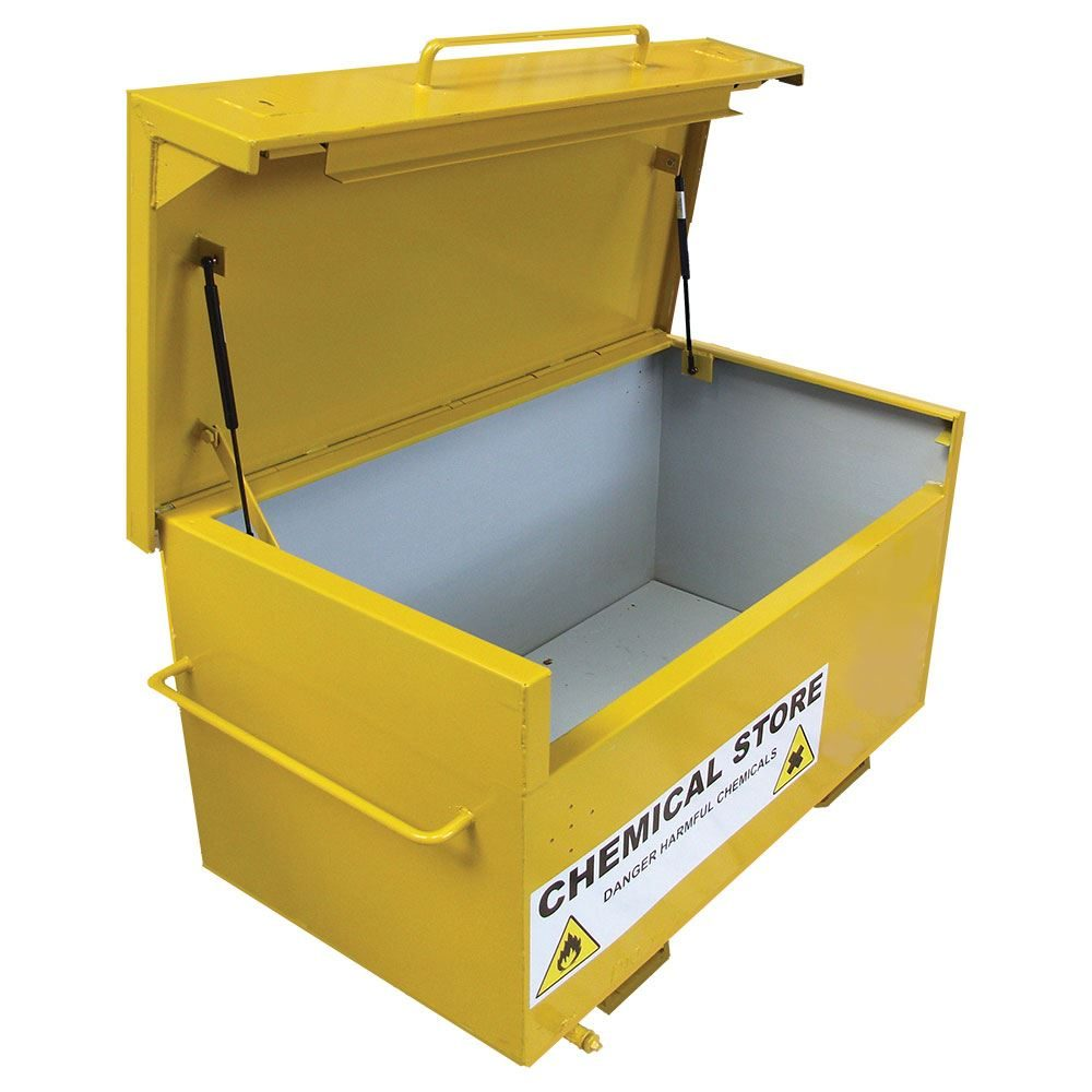 Chemsafe - Chemical Storage Security Box