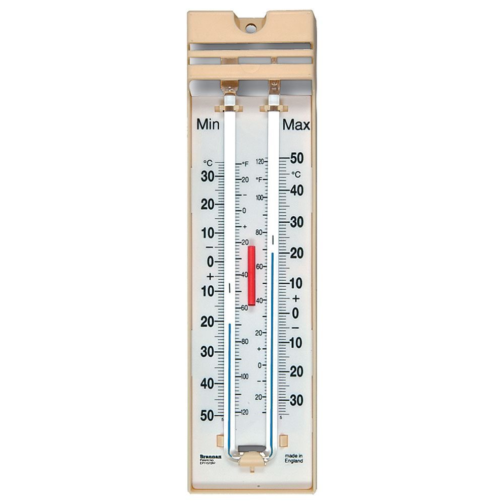 Brannan Quick Set Max / Min Thermometer