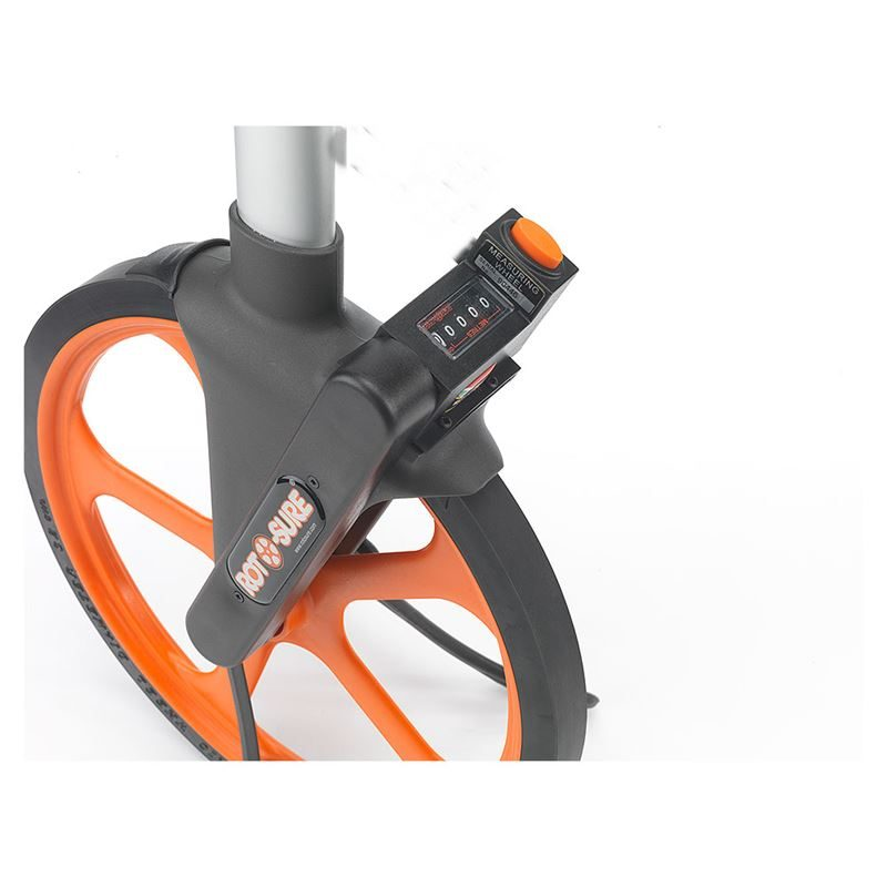 Rotosure RD1000 Deluxe Measuring Wheel