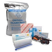 Blue Dot Critical Injury Pack