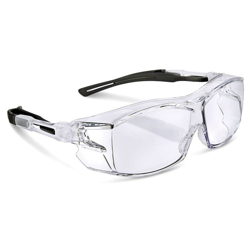 Ergo Clear Cover Safety Glasses