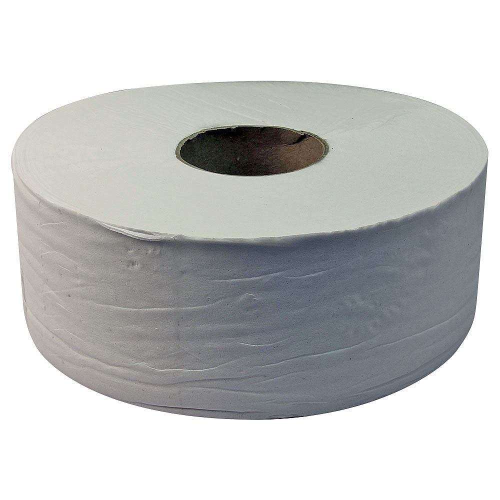 Jumbo Toilet Rolls - Box of 6