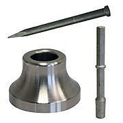 Jiggers, Tamping Pads and Rods