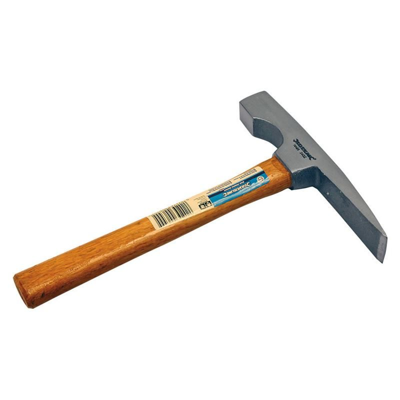 Bricklayers Hammer - Wooden Handle
