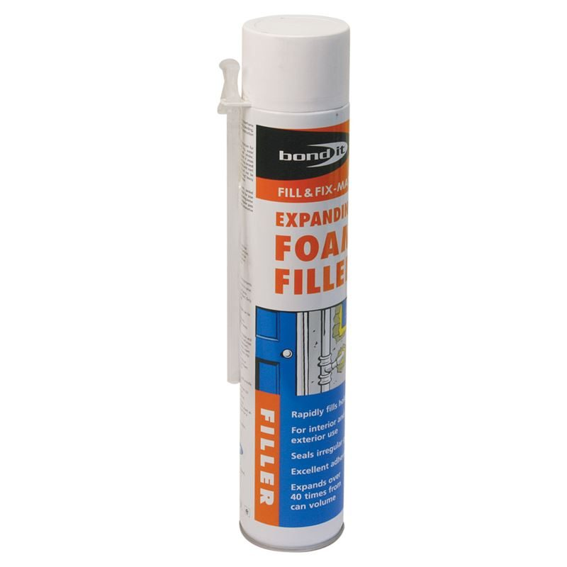 Expanding Foam Filler - 750ml
