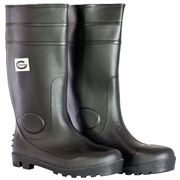 Rubber Steel Toe Cap Safety Wellington Boot