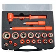 Jafco Insulated 19 Piece Socket Set