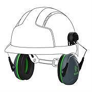 Helmet Mounted Hearing Protection
