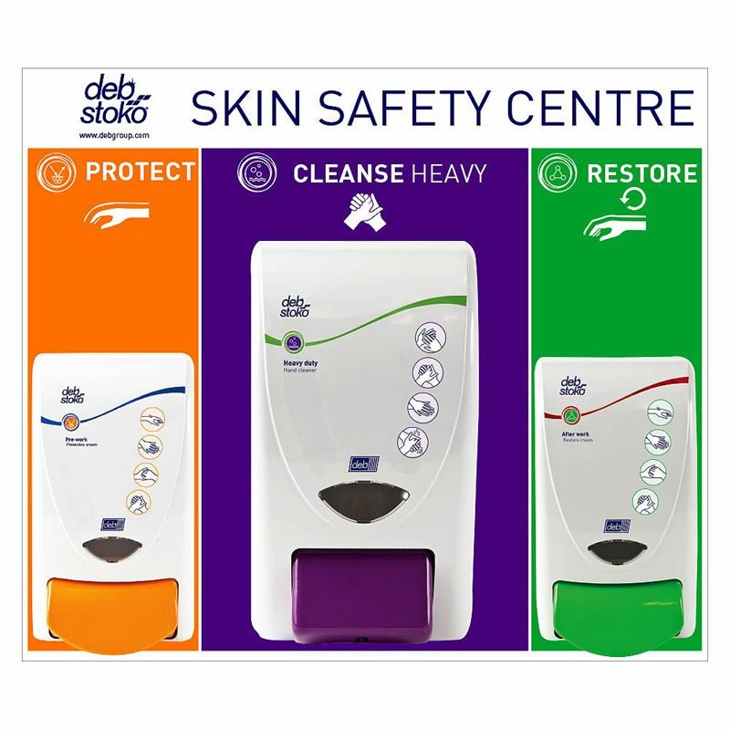 Deb Stoko Skin Safety Centre 3 Step - Small