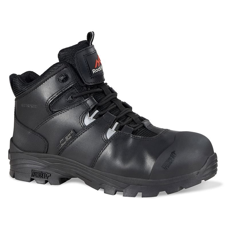 Rock Fall Rhyolite Safety Boots