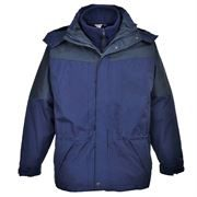 Aviemore Waterproof 3 in 1 Navy Jacket