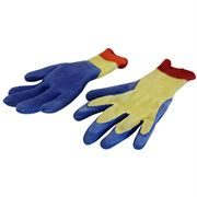 Kevlar Latex Safety Gloves