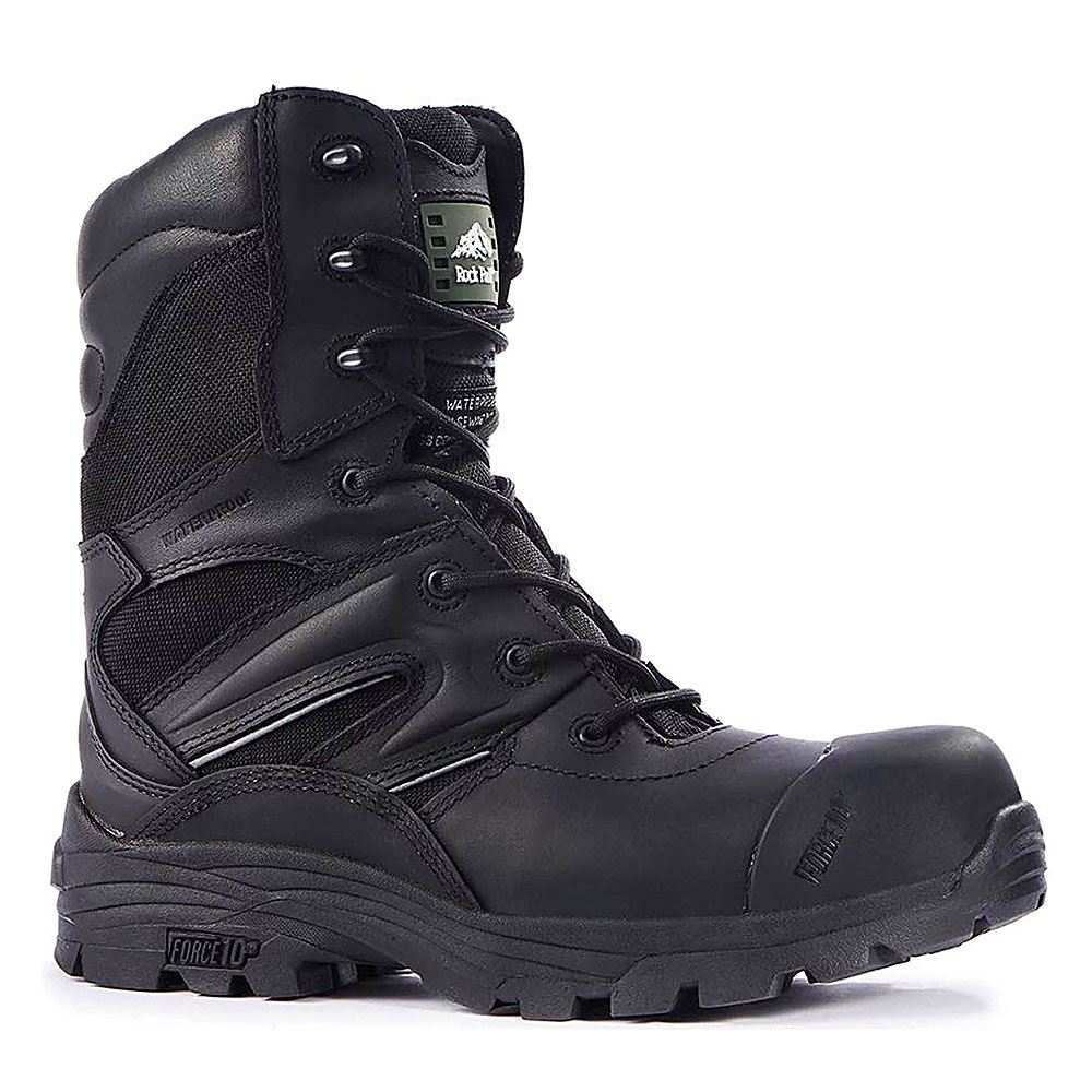 Rock Fall RF4500 Titanium Safety Boots
