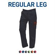 Orn Two Tone Combat Trousers - 245gsm - Regular Leg
