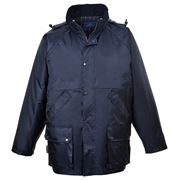 Perth Stormbeater Waterproof Navy Jacket
