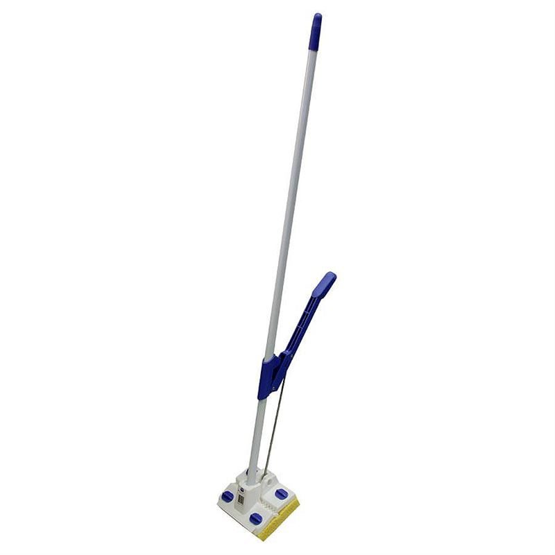Hinged Squeegee Mop - Complete