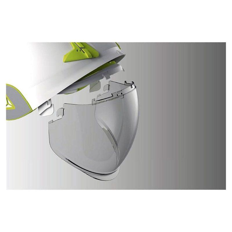 Delta Plus Onyx Safety Helmet with Retractable Visor