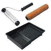 Paint Brushes, Rollers, Trays and Accessories