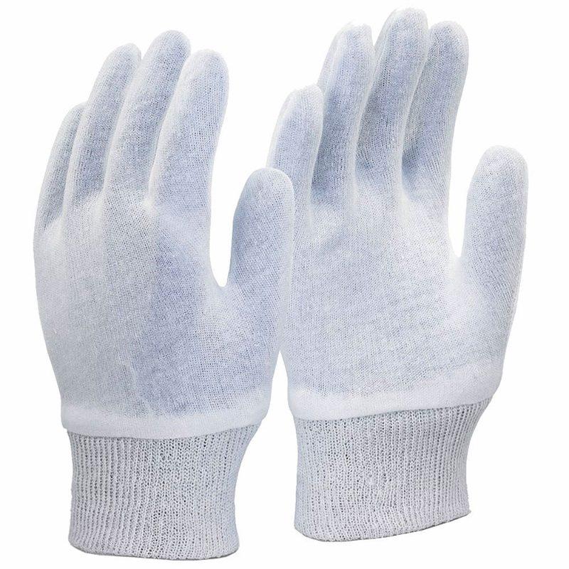 Stockinette Liner Gloves