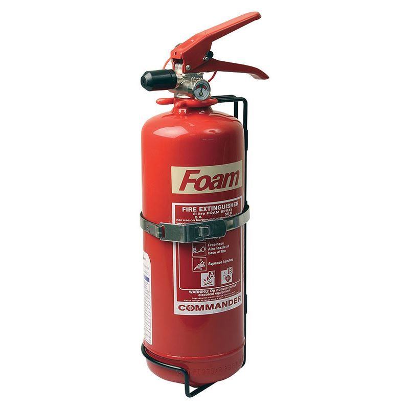 Fire Extinguisher - Foam