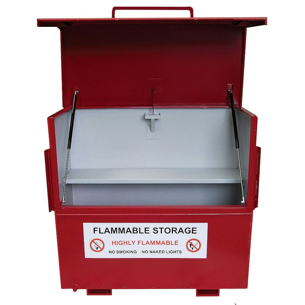FlameStore Flammable Storage Security Box