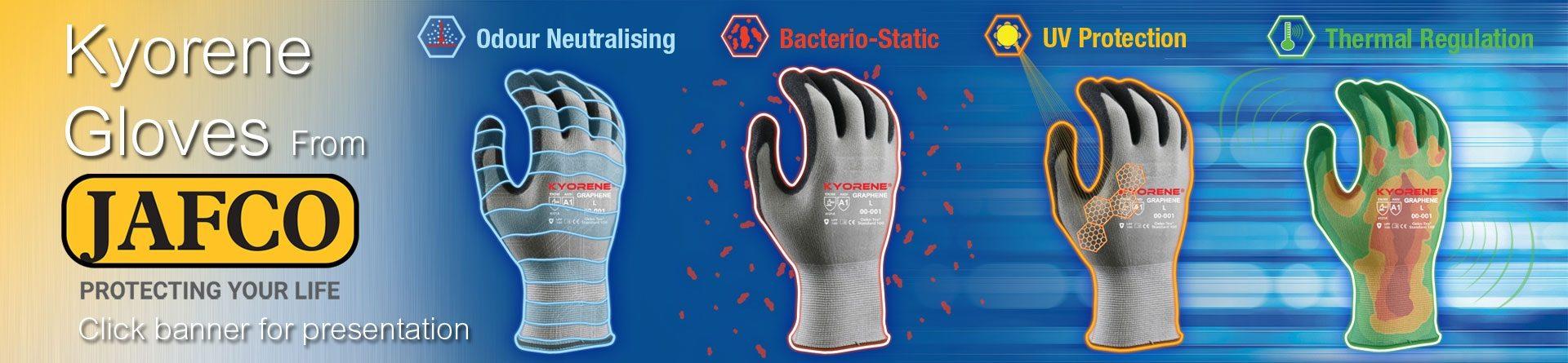 Jafco Kyorene Gloves