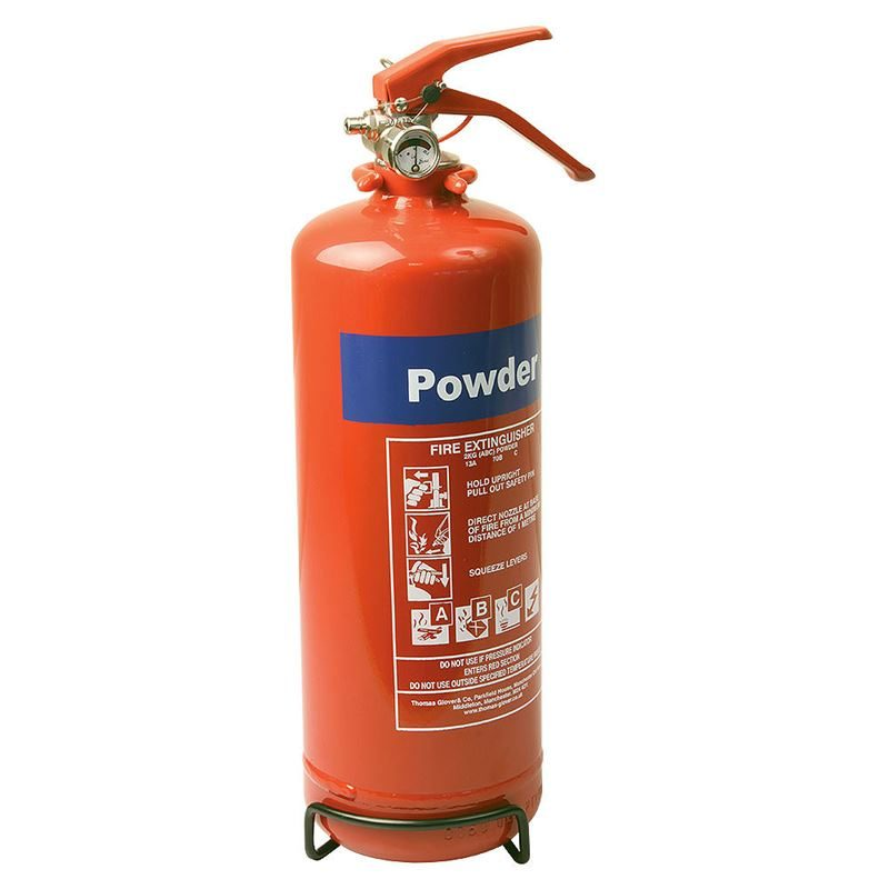 Fire Extinguisher - Powder