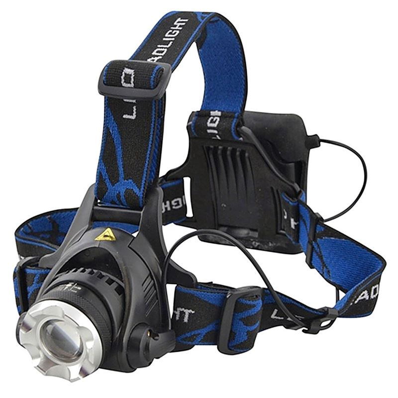 LED Zoom Headlight - 3W Cree