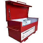 Flammable, Chemical and Gas Security Storage