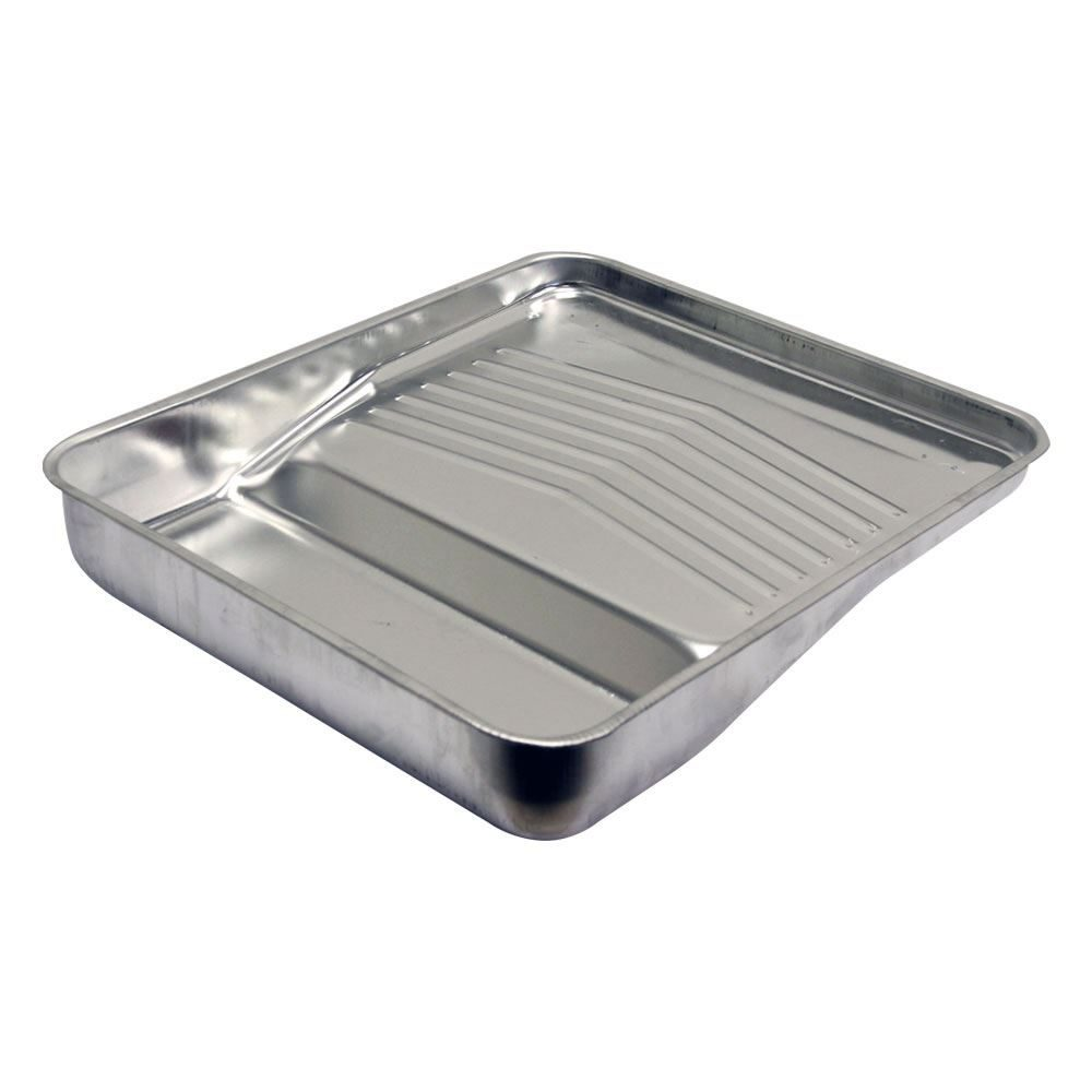 Metal Paint Tray - 12 inch