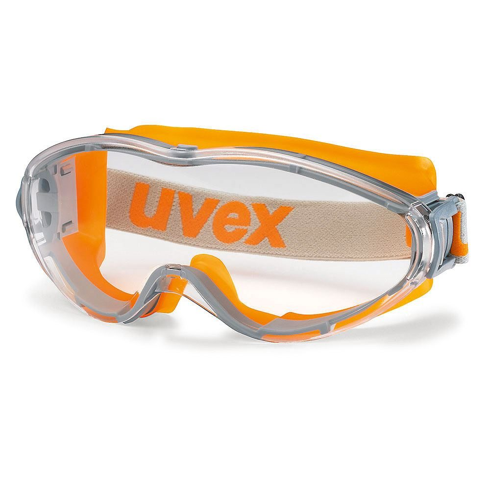 Uvex Ultrasonic Safety Goggles - Clear Lens