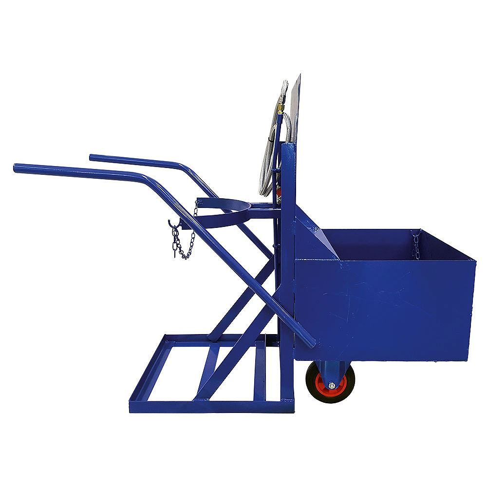 Mobile Gas Tool Heater