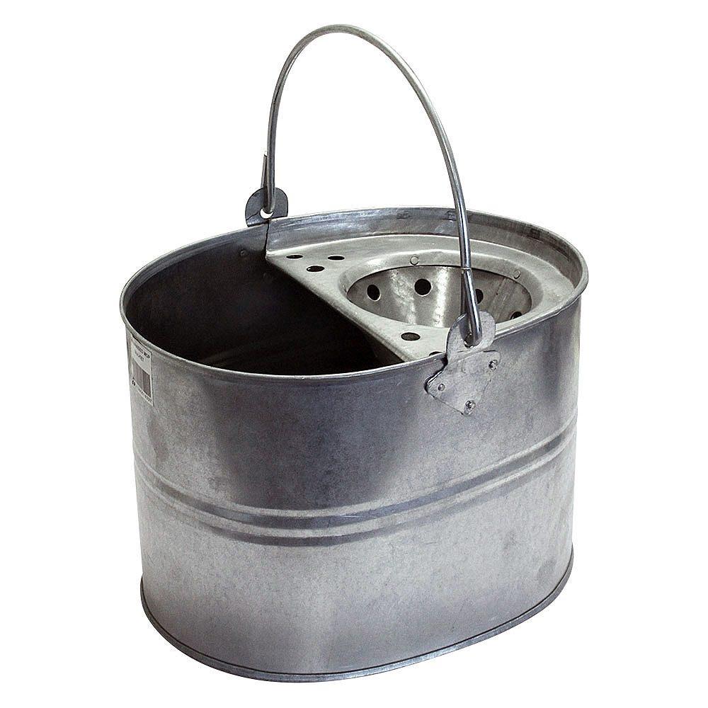 Metal Mop Bucket