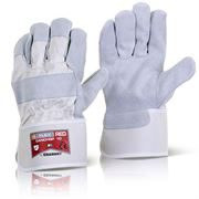 Canadian High Quality B-Flex Rigger Safety Gloves