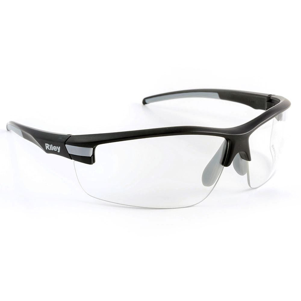Riley Sisini Safety Glasses - Clear Lens