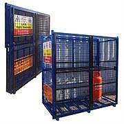 Folding Cages, Pipe Cabinets and Stackable Boxes