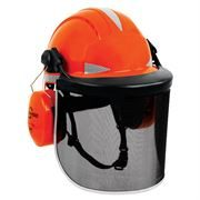 JSP EVOLite Deluxe Safety Helmet Forestry Kit