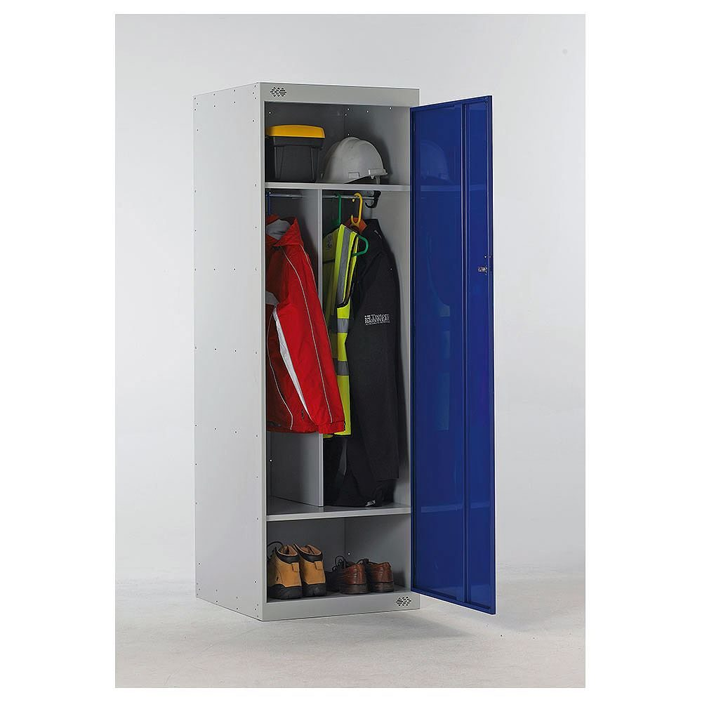 Clean and Dirty Locker - 1800mm x 450mm x 450mm