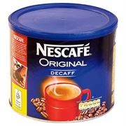 Nescafe Decaffeinated Coffee - 500g