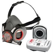 JSP Force 8 Half Face Mask with PressToCheck P3 Filters