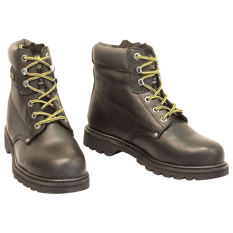 Wood World Safety Boots