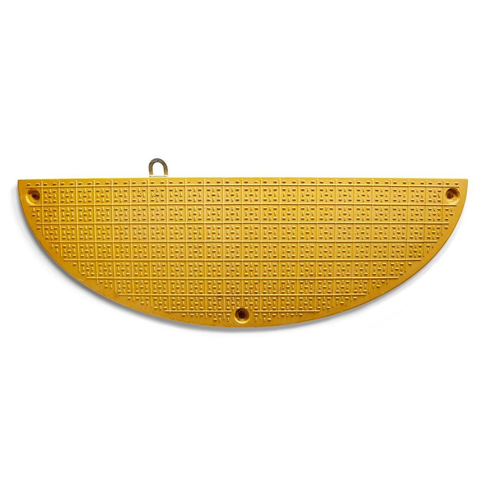 1.5m x 500mm End Plate