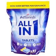 Dishwasher Tablets - Pack of 42